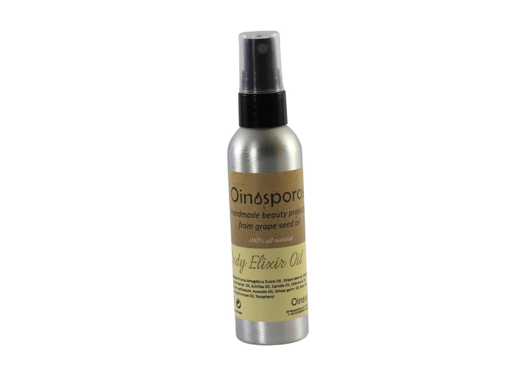 Oinosporos Body Elixir Oil