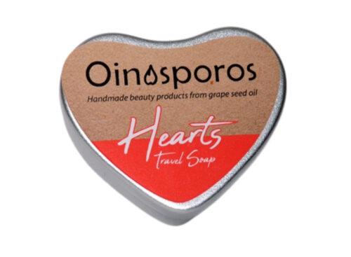 Oinosporos-Hearts Soap