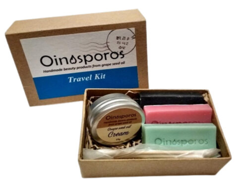 Oinosporos Travel Kit