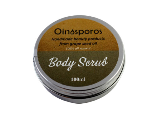 Oinosporos Body Scrub