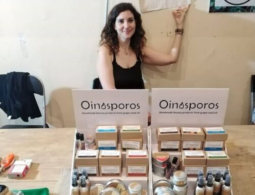 Oinosporos at the 1st Zero Waste Music Festival